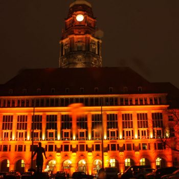 Rathaus-Dresden-orange-your-town spotlightmusic