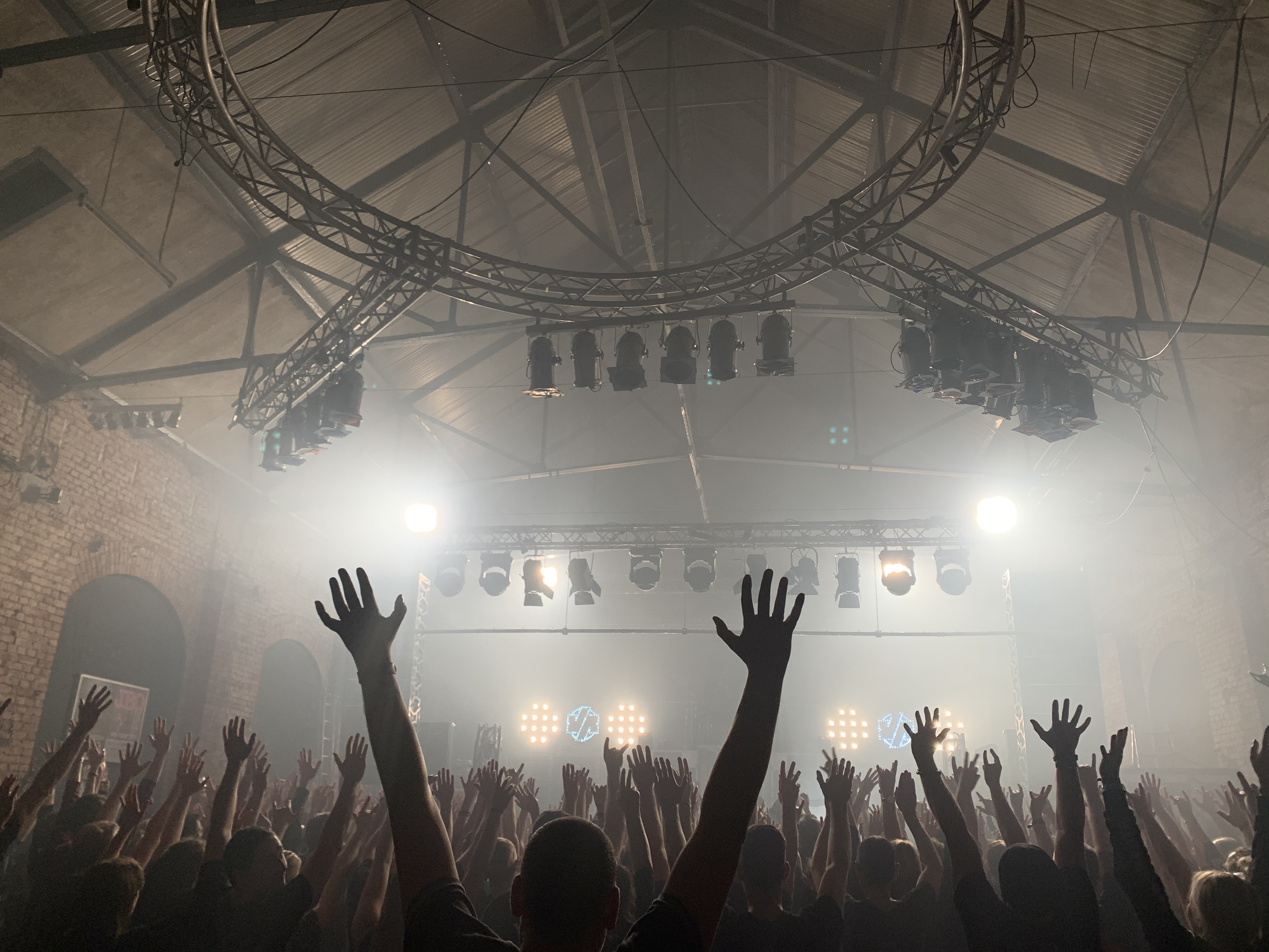 konzertfoto lichttechnik spotlight music reithalle dresden
