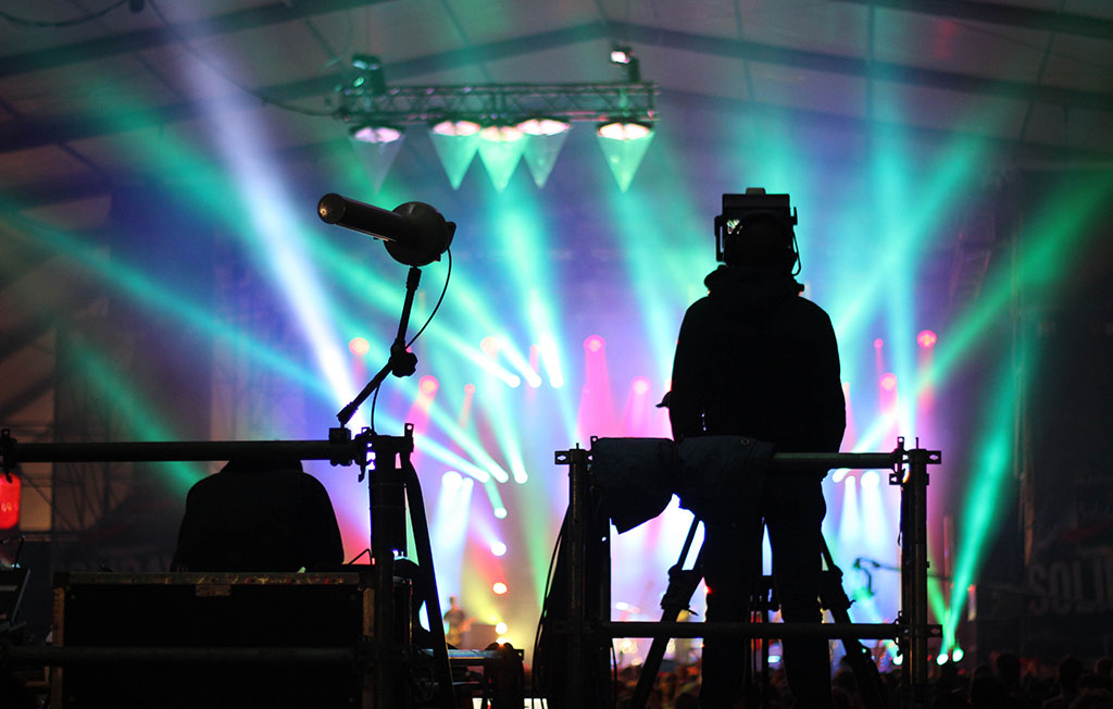 Aufzeichnung Konzert Reithalle Dresden spotlightmusic