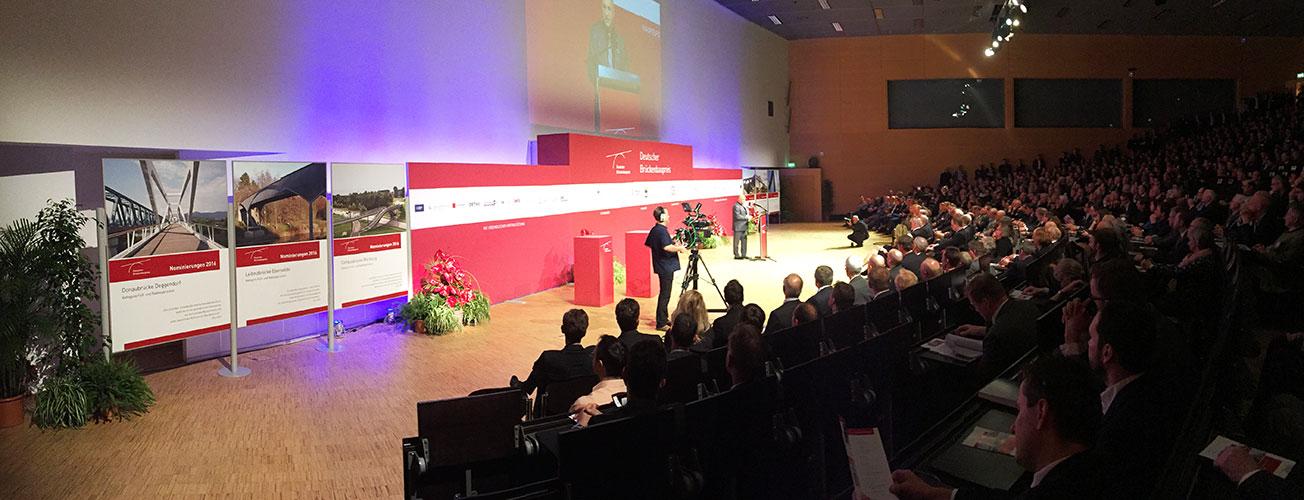 Deutscher Brückenbaupreis 2014 spotlightmusic