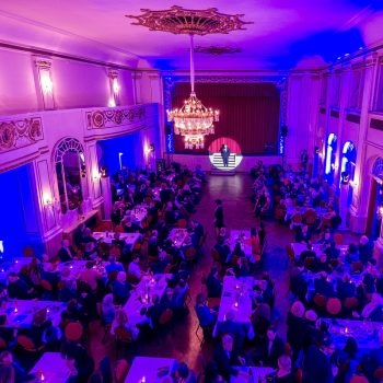 Dreikönigsball 2018 Parkhotel Dresden Lichttechnik Spotlight Music