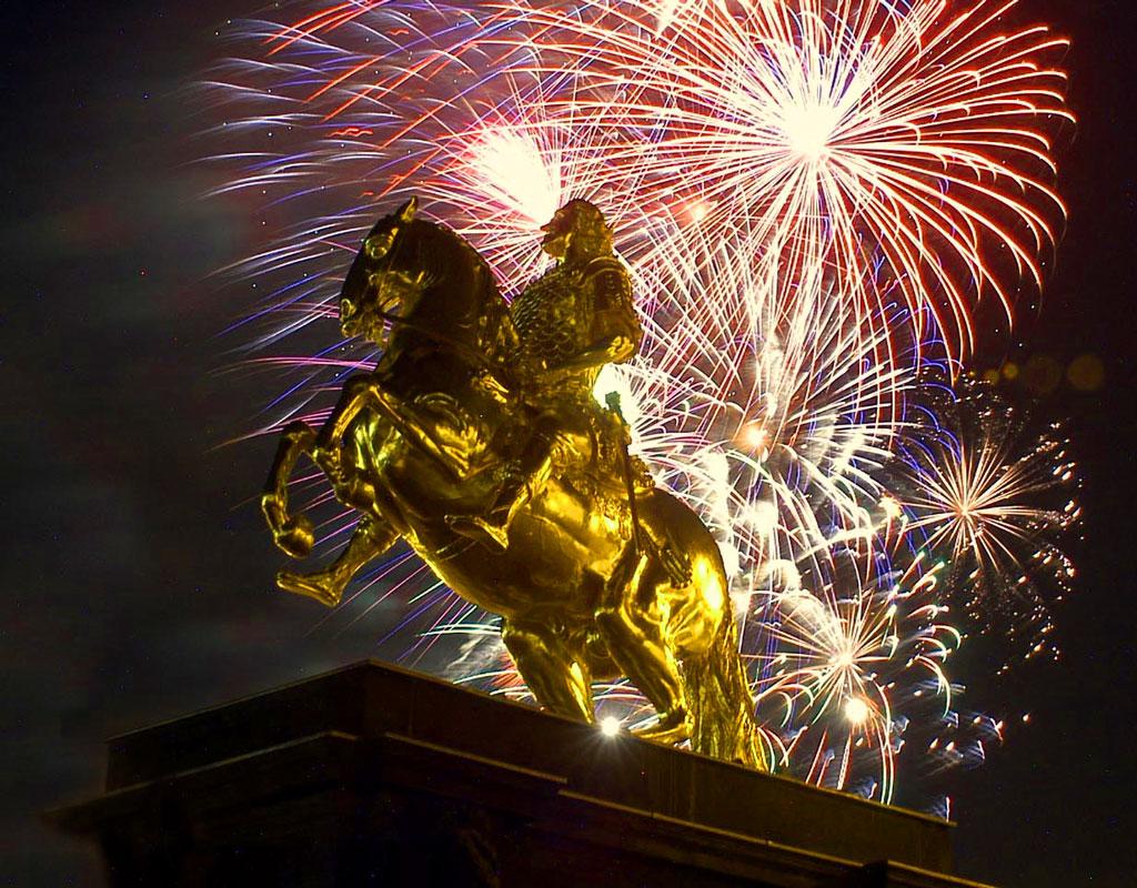 Goldener Reiter Dresden spotlightmusic
