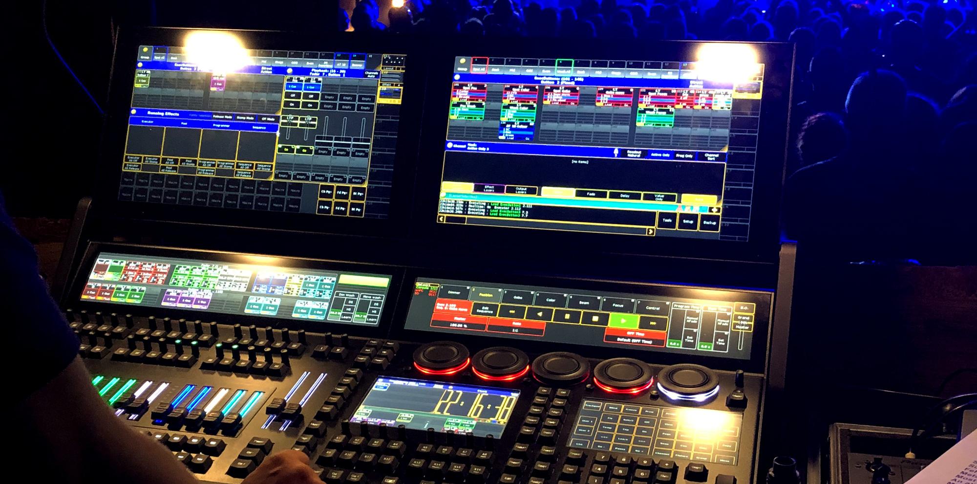Spotlight Music Lichttechnik GrandMA3