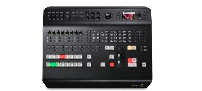 blackmagic atem television studio pro hd veranstaltungstechnik spotlightmusic
