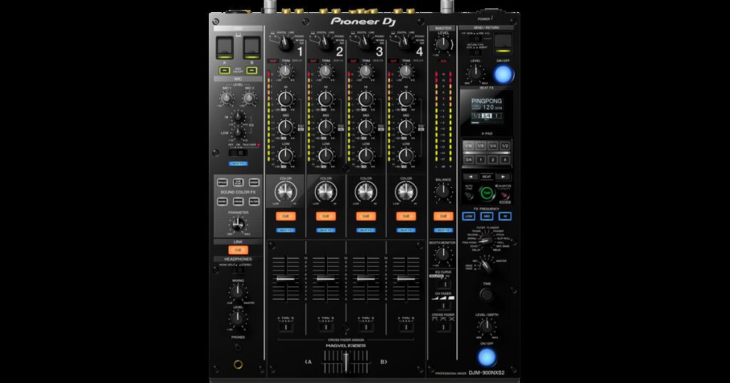 Pioneer DJM-900NXS2 | Vermietbestand Spotlight Music
