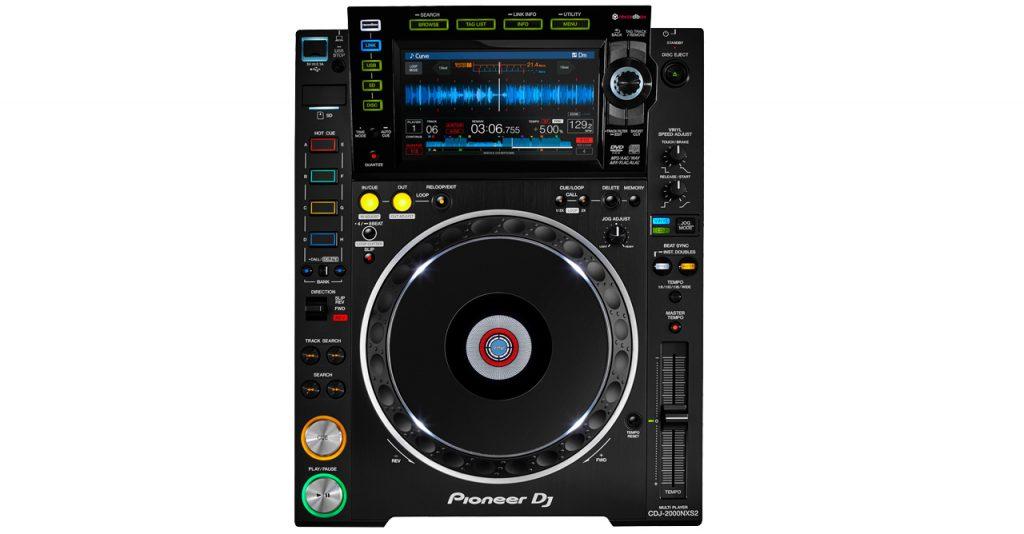 Pioneer CDJ-2000NXS2 | Vermietbestand Spotlight Music